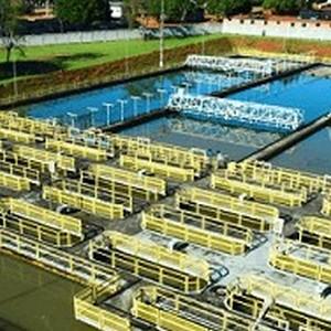 Tanques de água de prfv