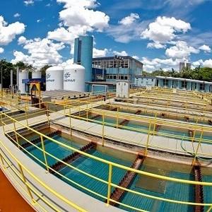 Empresas tratamento de efluentes industriais