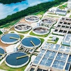 Empresas de tratamento de água e efluentes
