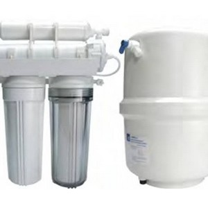 Osmose reversa dessalinização
