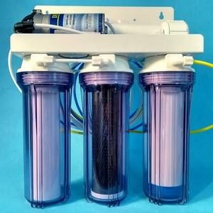 filtro com osmose reversa