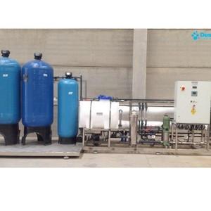 Filtro osmose reversa industrial